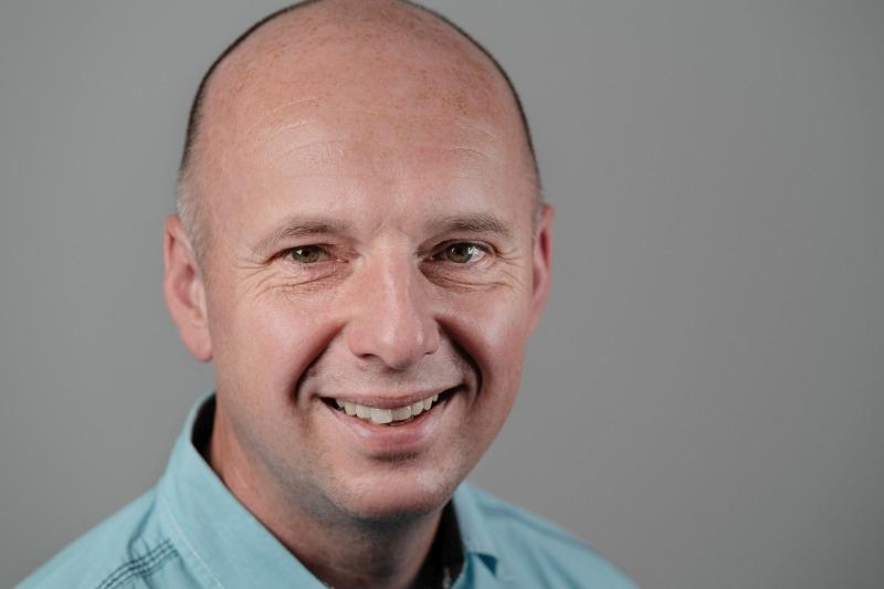 Technischer Systemplaner Bernd Pfeifroth