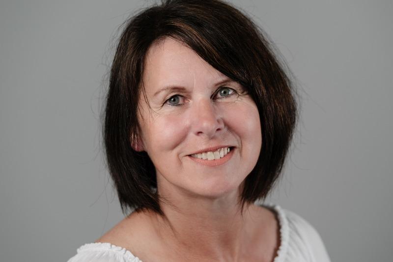 Sekretärin Christiane Engelhaupt-Lutz