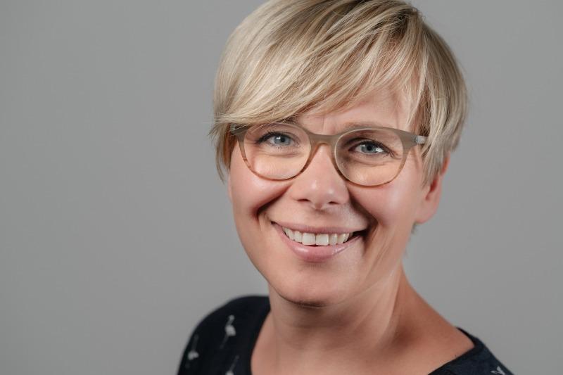 Sekretärin Claudia Fischer