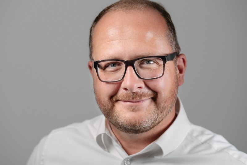 Projektleiter Georg Leicht