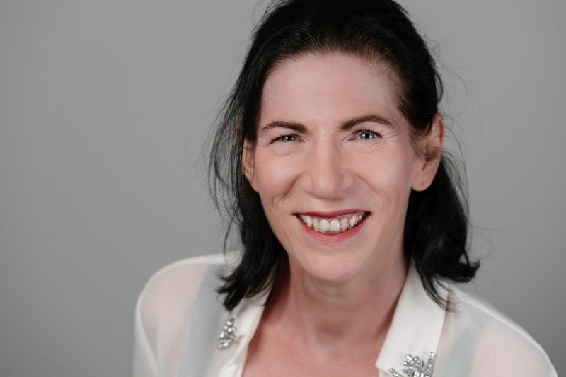Sekretärin Margot Elzenbeck