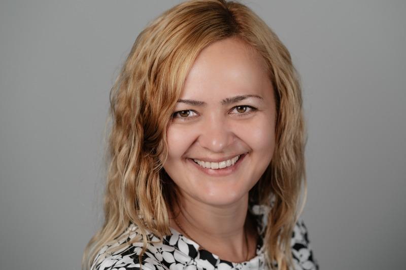 Technische Systemplanerin Olga Hofmann