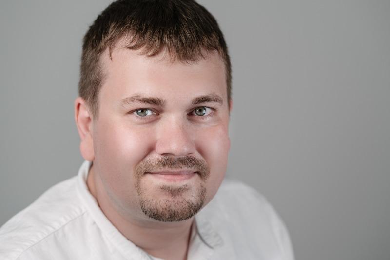 Projektleiter Patrick Preisendörfer