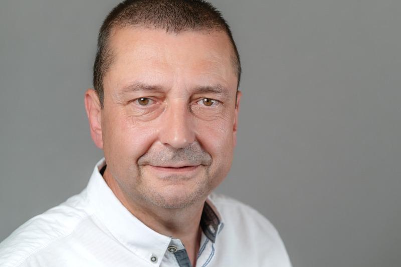 Technischer Systemplaner Ronald Schreiber