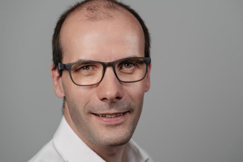 Geschäftsführer Silvester Krutsch